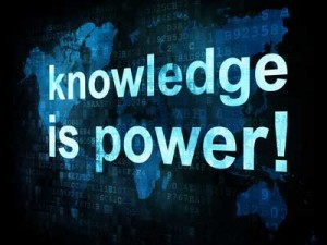 knowledge is power in forex