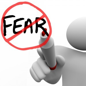 overcome fear in forex