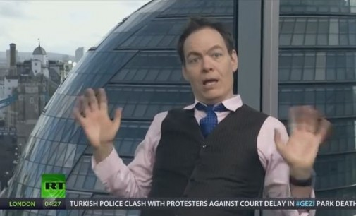 Max Keiser: Wall Street as staged as the WWE