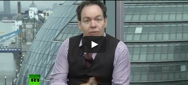 Max Keiser: The World Financials Are On An Acid Trip