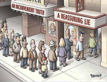 Believe A Lie