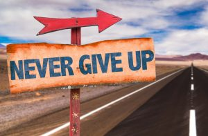 Don't Give Up On Trading
