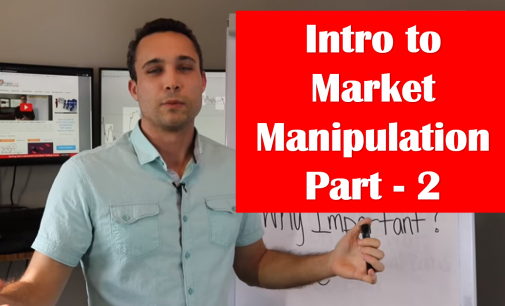 Intro to Market Manipulation Part 2: Manipulation Point Selection