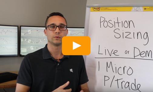 Is your Position Sizing Keeping you from Becoming a Profitable Trader?