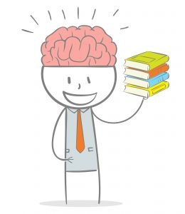 Reading good for the brain